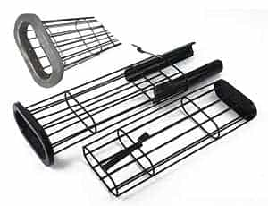 Flat Filter Cages