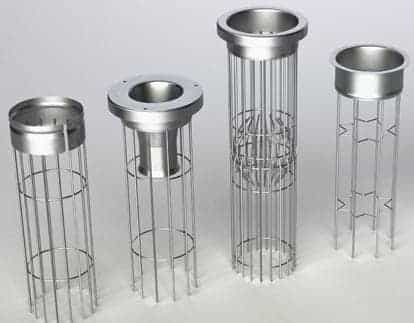 Round Filter Cages