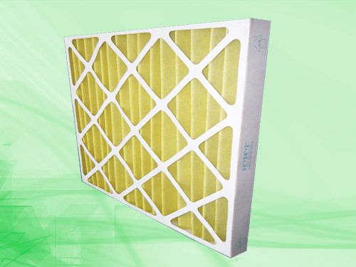 Pleated Panel Air Filter